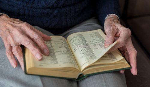 Bibelstunde Helmbrechts Seniorenhaus
